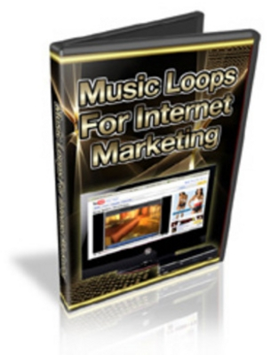 Product picture Music Loops For Internet Marketing - Royality Free Music